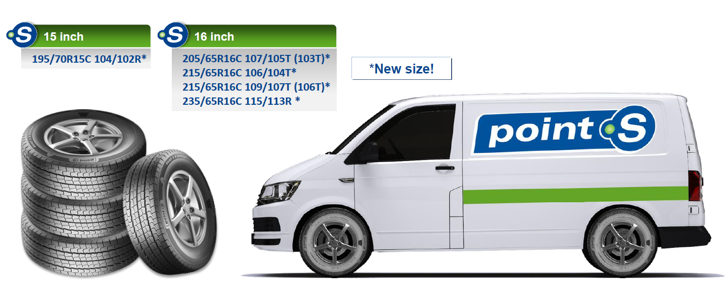 Point S 4 Seasons Van